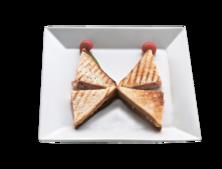Сэндвич бабочка
