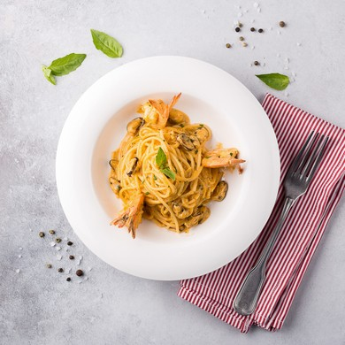 Спагетти Сан-Ремо