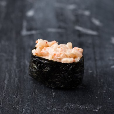 Спайс эби суши