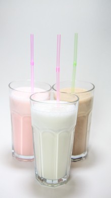 Молочный коктель