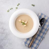 Грибной крем-суп б.-ланч