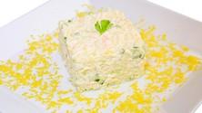 Крабовый салат б.-ланч